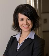 Loa Fridfinnson, VP, Public Relations
