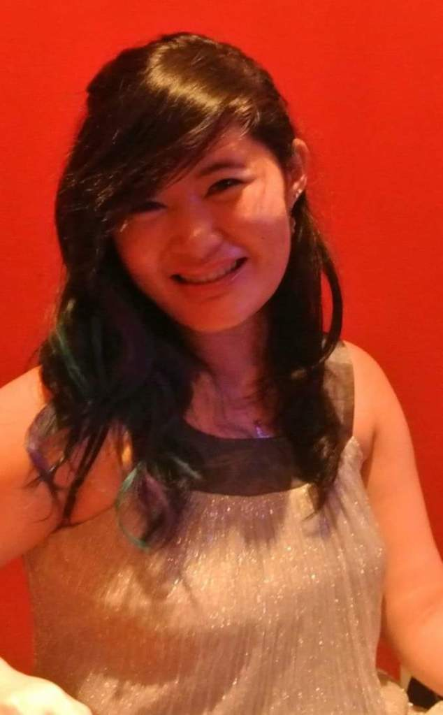 Rossilyn Tan, VP Membership